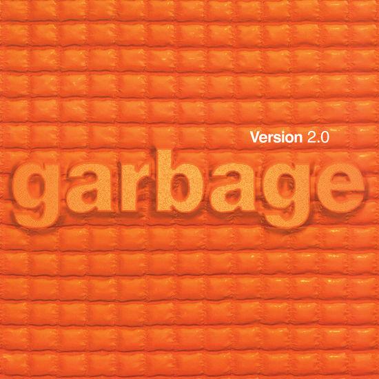 Garbage: Version 2.0 - 20th Anniversary Edition: Orange Vinyl