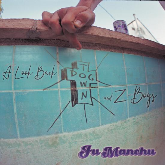 Fu Manchu: A Look Back:Dogtown & Z Boys: Coloured Vinyl 2LP