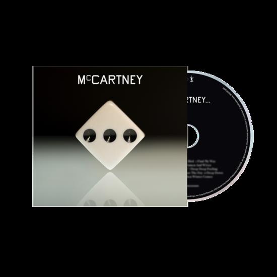 Paul McCartney: McCartney III - CD