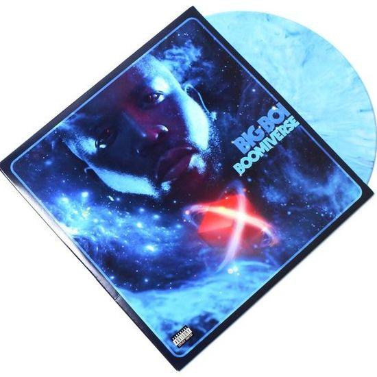 Big Boi: BOOMIVERSE: Limited Edition Coloured Vinyl