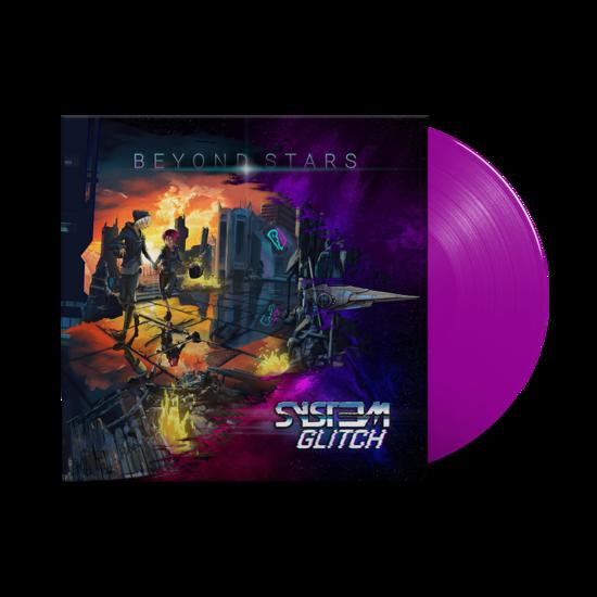 Syst3m Glitch: Beyond Stars: Limited Edition Purple Vinyl