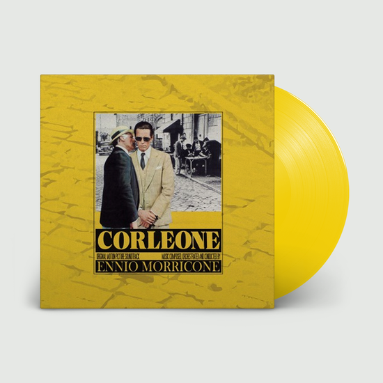 Ennio Morricone: Corleone [OST]: Limited Edition Yellow Vinyl