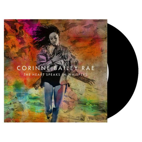 Corinne Bailey Rae: The Heart Speaks In Whispers Gatefold Double Vinyl LP