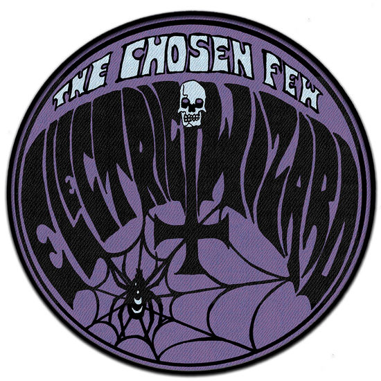 Electric Wizard: Large Back Patch