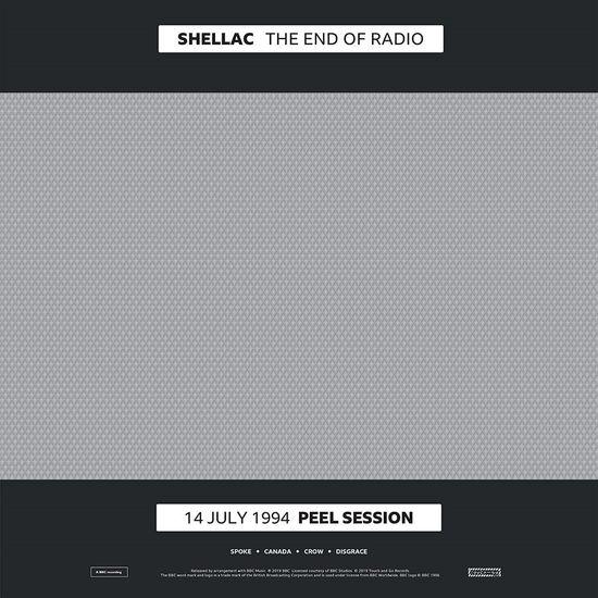 Shellac: The End of Radio