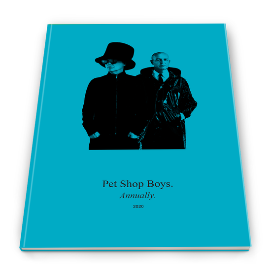 Pet Shop Boys: Annually 2020 SOLD OUT