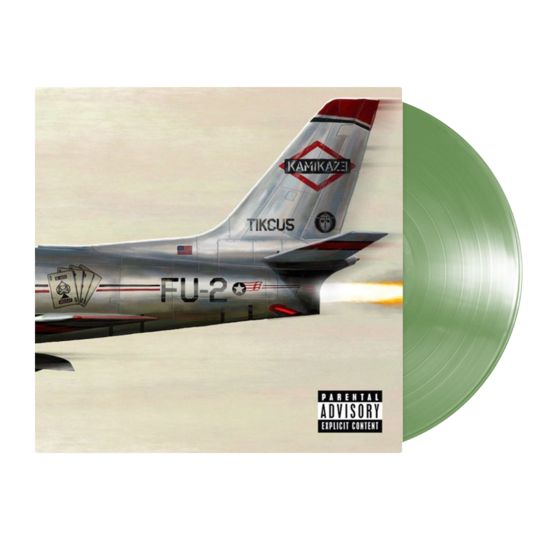 Eminem: Kamikaze: Olive Green Vinyl Edition