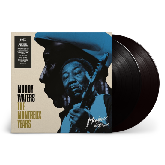 Muddy Waters: The Montreux Years