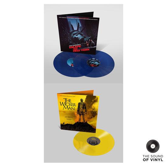 Original Soundtrack: The Sound Of The Movies Colour Vinyl Bundle