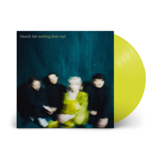 Bleach Lab : Nothing Feels Real: Translucent Yellow Vinyl LP