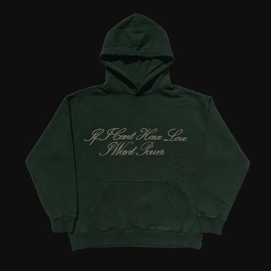 Halsey: Limited Edition Heart Crest Hoodie