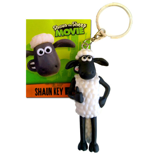 Shaun the Sheep: Shaun The Sheep - 6cm Keyring
