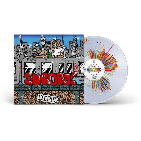 Diplo: Europa: Limited Edition Splattered Vinyl