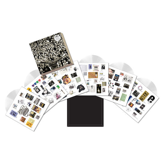 Suede: Beautiful Ones - The Best Of Suede 1992 - 2018: Six 180g White Vinyl Box Set