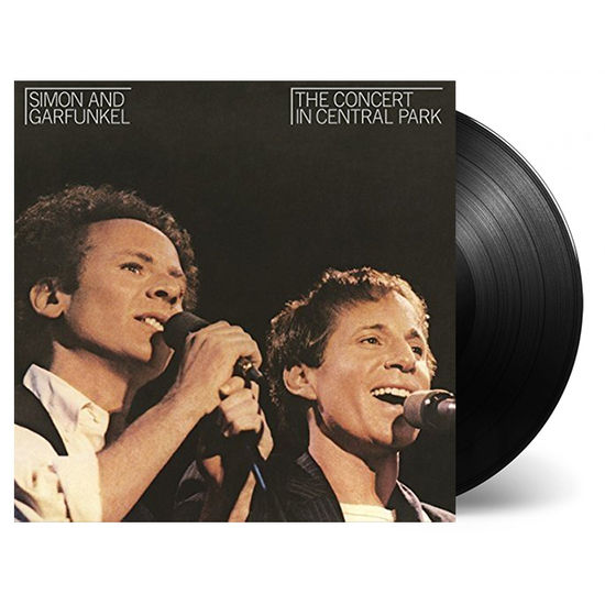 Simon & Garfunkel: Concert In Central Park: Limited Edition Double Vinyl
