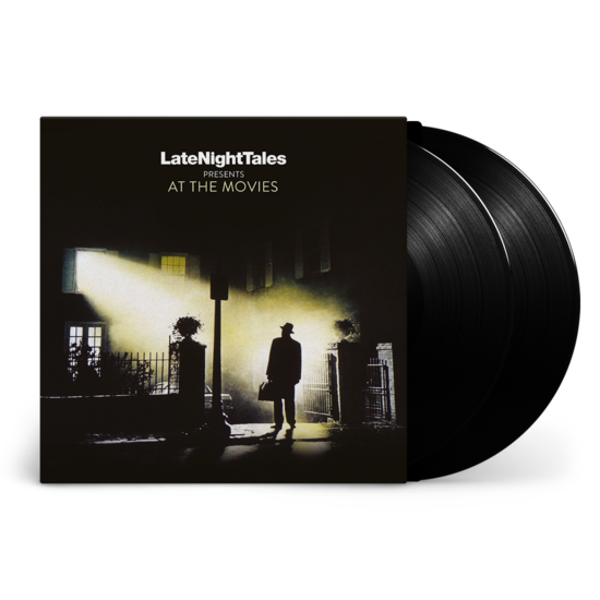 Various: Late Night Tales Presents At The Movies: Vinyl Edition