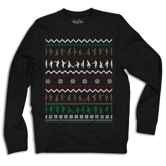 Monty Python: Ministry Of Silly Walks Christmas Sweatshirt