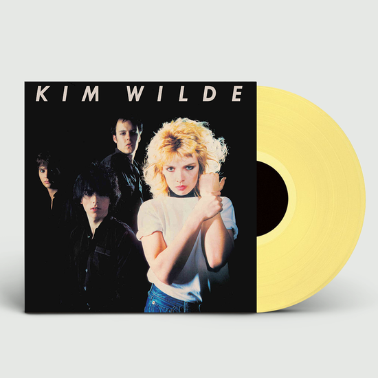 Kim Wilde: Kim Wilde: Limited Edition Yellow Vinyl