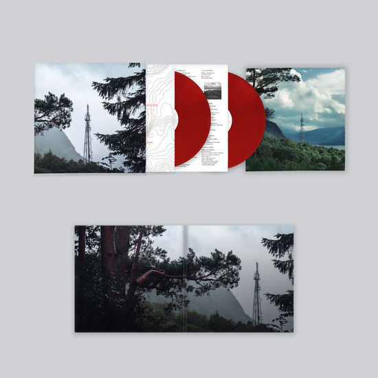 Bonobo: Black Sands: 10th Anniversary Edition Gatefold Deep Red Vinyl