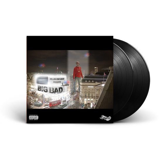 Giggs: BIG BAD... DOUBLE LP
