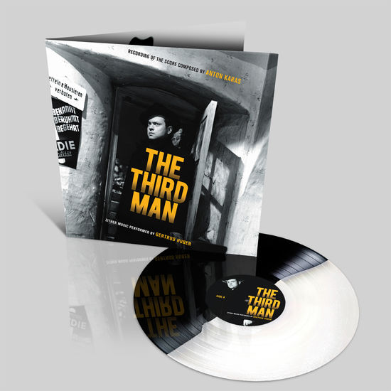 Original Soundtrack: The Third Man: Half & Half, Black & White Vinyl