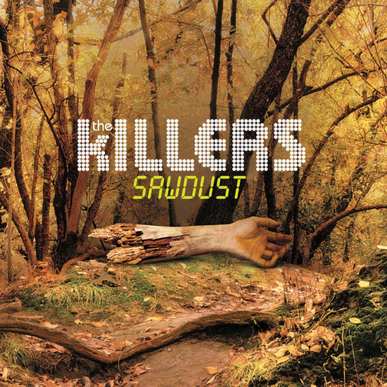 The Killers: Sawdust 2LP Vinyl