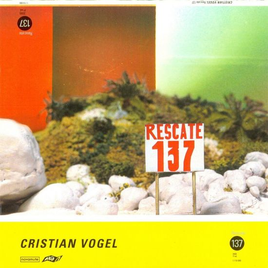 Cristian Vogel: Rescate 137
