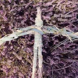 Matt Deighton: Villager: Milky Clear Vinyl LP