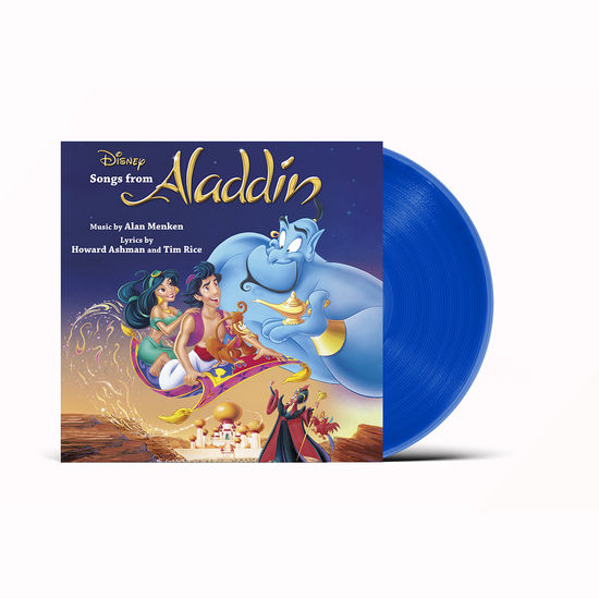 Various Artists: Songs From Aladdin: Exclusive Blue Vinyl