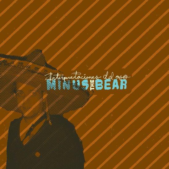 Minus The Bear: Interpretaciones Del Oso: Turquoise + Gold Swirl Vinyl