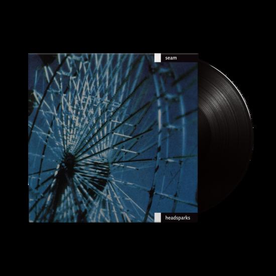 Seam: Headsparks: Black Vinyl LP