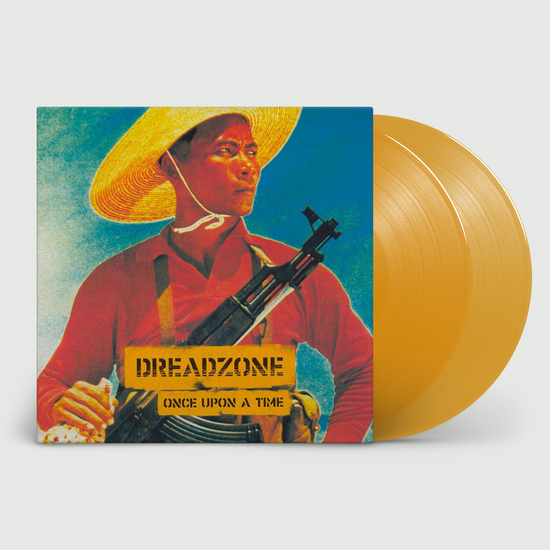Dreadzone: Once Upon A Time: Limited Edition Ochre Vinyl