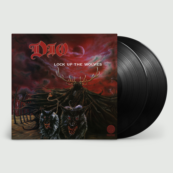 Dio: Lock Up The Wolves: Double Vinyl
