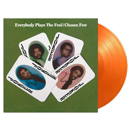 Chosen Few: Everybody Plays the Fool: Limited Edition Orange Vinyl