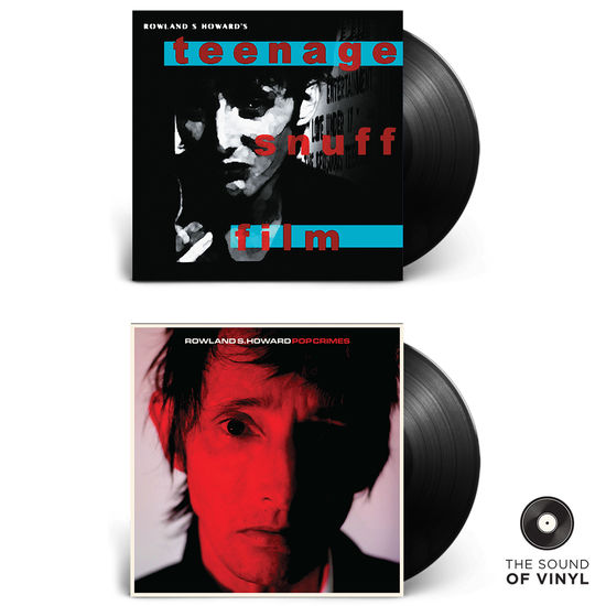 Rowland S Howard: The Sound Of... Rowland S. Howard: Deluxe Vinyl Bundle