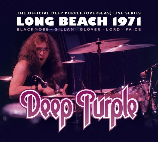 Deep Purple: Long Beach 1971