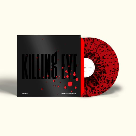 Various Artists: Killing Eve, Season Two (Original Series Soundtrack): Limited Edition Red + Black Splatter Vinyl