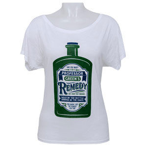Professor Green: Professor Green Remedy T-shirt women's