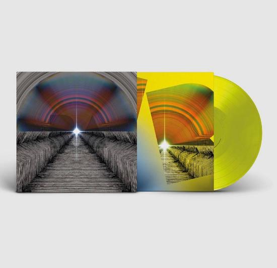 Robert Ames: Change Ringing: Split Coloured Vinyl LP