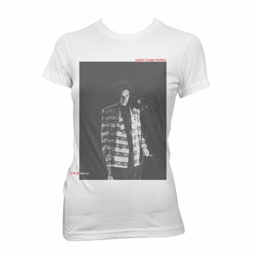 Public Image Limited: PiL Lydon 08 Womens T-Shirt