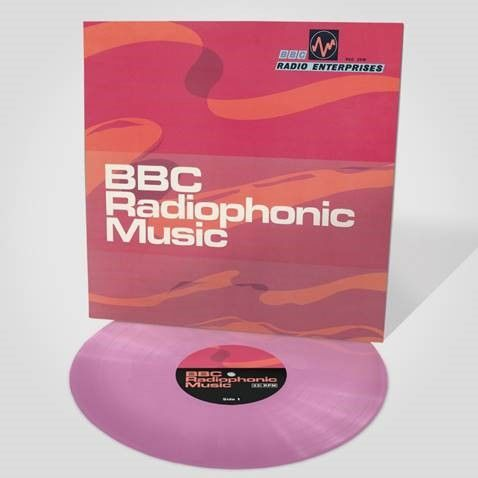 Various Artists: BBC Radiophonic Music: Limited Edition Pink Vinyl