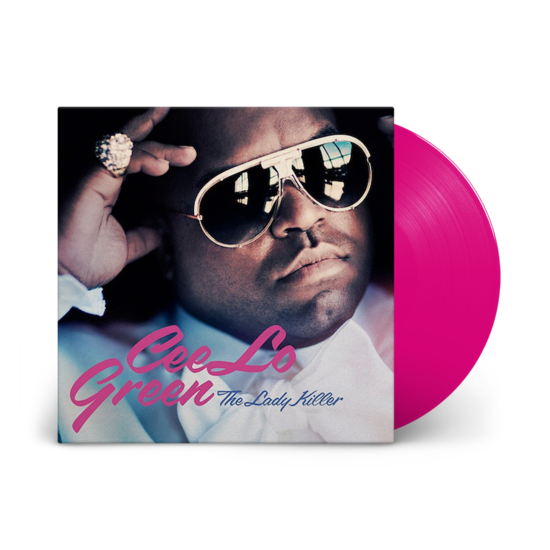 Cee Lo Green: The Lady Killer: Limited Edition Hot Pink Vinyl LP