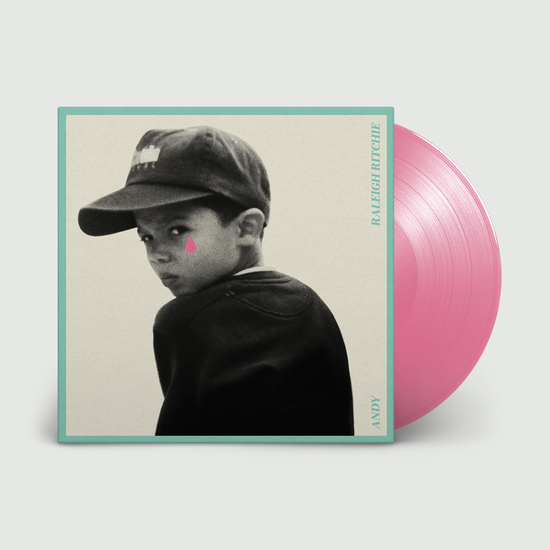 Raleigh Ritchie: Andy: Gatefold Rose Vinyl
