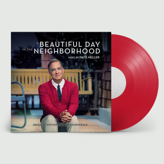 Nate Heller: A Beautiful Day in the Neighbourhood (OST): Limited Edition Translucent Red Vinyl