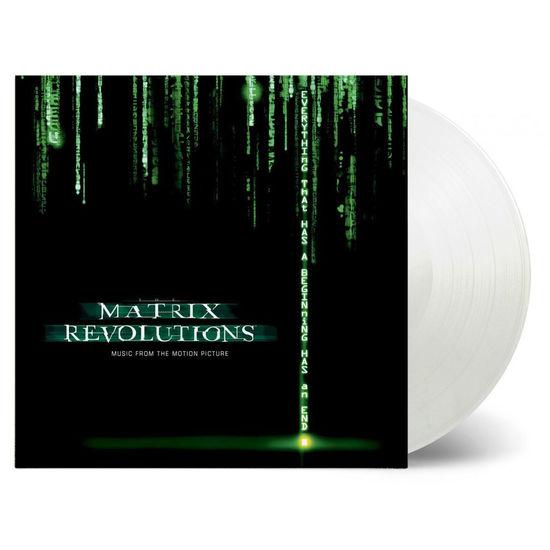 Original Soundtrack: Matrix Revolutions: Limited Edition Clear Vinyl