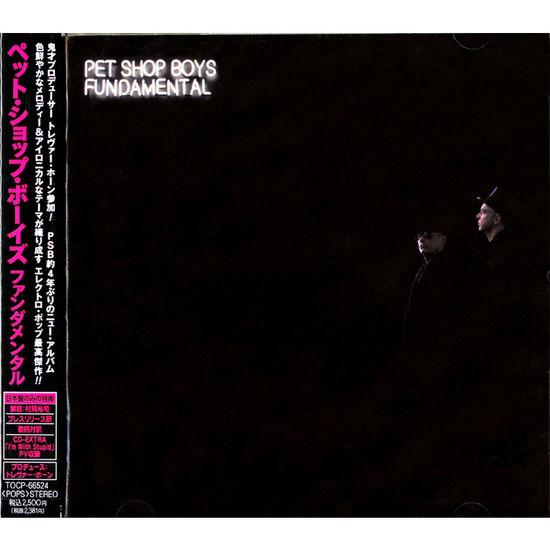 Pet Shop Boys: Fundamental (Japanese Import)