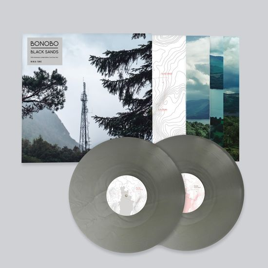 Bonobo: Black Sands: 10th Anniversary Edition Grey Vinyl