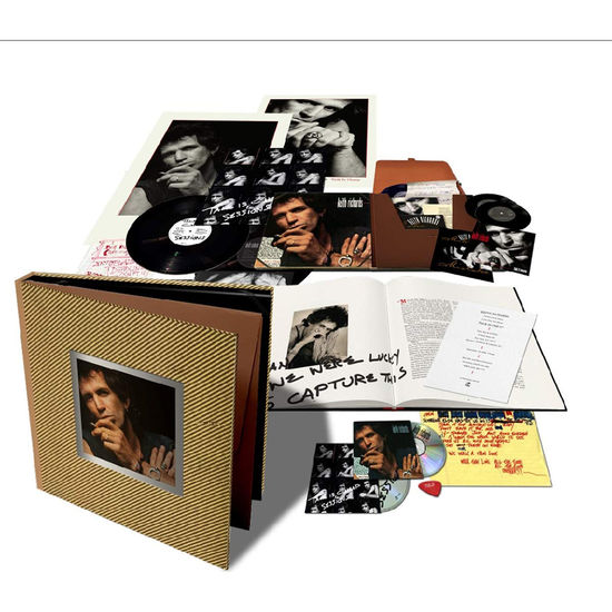 Keith Richards: Talk Is Cheap: Limited Edition Deluxe Box Set