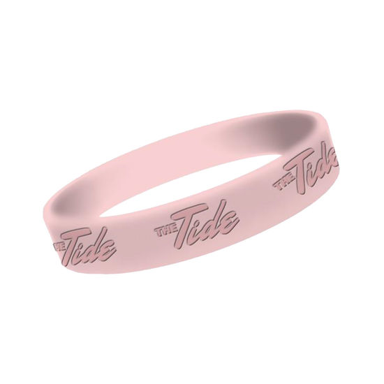 The Tide: The Tide Pink Wristband