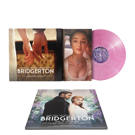 Kris Bowers | Vitamin String Quartet: Bridgerton: Limited Penelope's Pink Vinyl